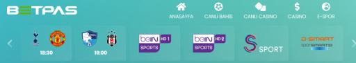 Betpas Tv Canlı Yayınları